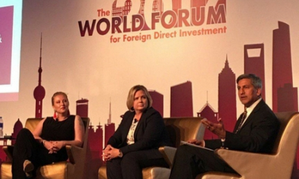World Forum for FDI - Shanghai, China